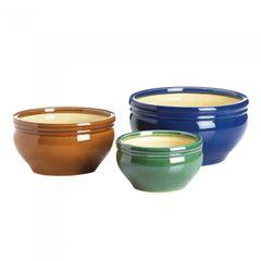 Vibrant Color Planters Set of 3