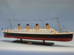 RMS Titanic Limited Model Cruise Ship w/ LED Lights