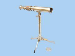 Hamilton Nautical Floor Standing Nautical Telescopes