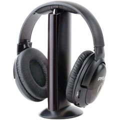 Professional 5 in 1 Wireless Headphone System