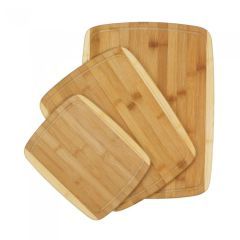 Bamboo Cuttibg Boards Set of 3