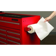 Magnetic Tool Cabinet Paper Towel Holder