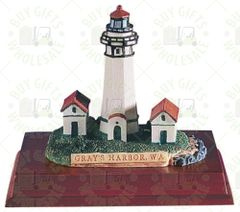 Miniature Replica Lighthouse Figurines