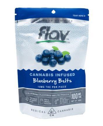 Flav Gummy Candy- 100 mg