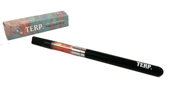 Terp CO2 Vape Cartridges 1 Gram- 10 Varieties