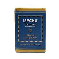LOPCHU FLOWERY ORANGE PEKOE 100GM