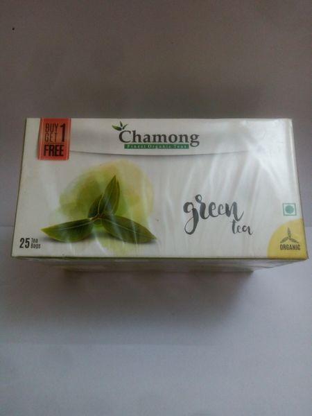 CHAMONG GREEN TEA BAGS(BUY 1 GET 1 FREE)