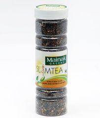 MAINAK HILL SLIM GREEN TEA 100GM JAR