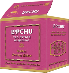 LOPCHU GOLDEN ORANGE PEKOE 500GM