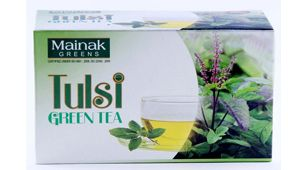 MAINAK HILL TULSI GREEN TEA BAGS