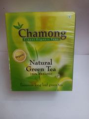 CHAMONG GREEN TEA 250GM