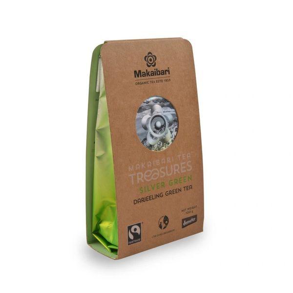 Makaibari Silver Green - 100 grams