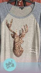 Oh Deer Top