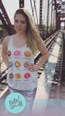 Gimme Donuts Tank