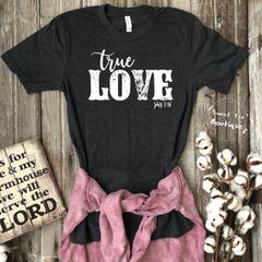 True Love [John 3:16]