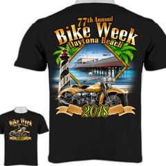 2018 Bike Week Daytona Beach Daytona Pier 010