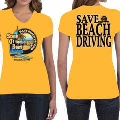 save beach driving ladies 06666