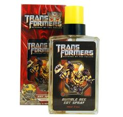 Transformers 3.4 oz EDT for boys