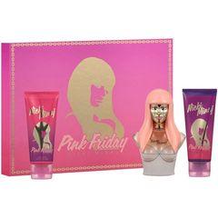 NICKI MINAJ Pink Friday 3.4 oz EDP 3 Piece Gift Set for woman