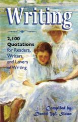Writing: 2100 Quotations (Sloan)