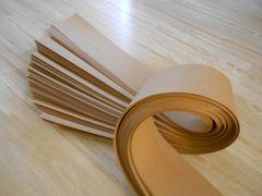 Kraft Paper Strips
