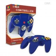 N64 Controller (Solid-Blue)-CIRKA