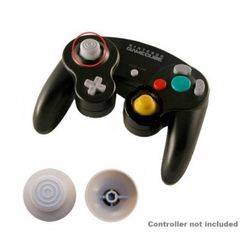GameCube Replacement Analog Cap (Gray)