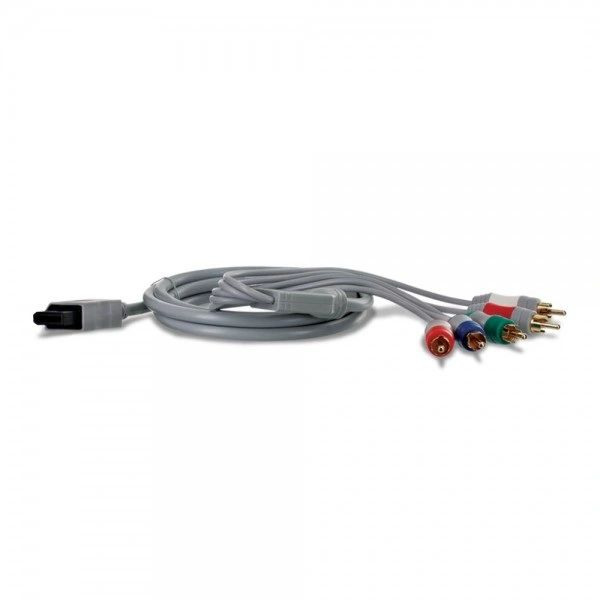Component AV Cable for Wii U/ Wii (Bulk)