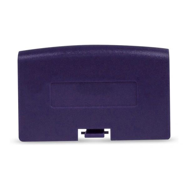 Indigo/Purple Game Boy Advance Battery Cover