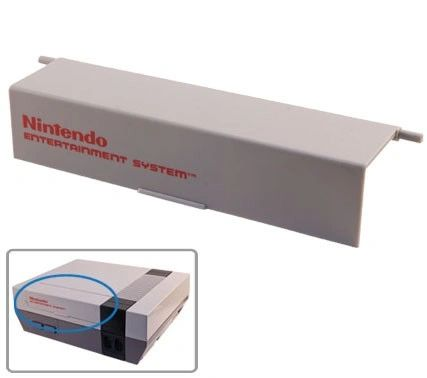 NES Flip Top Door Replacement Part