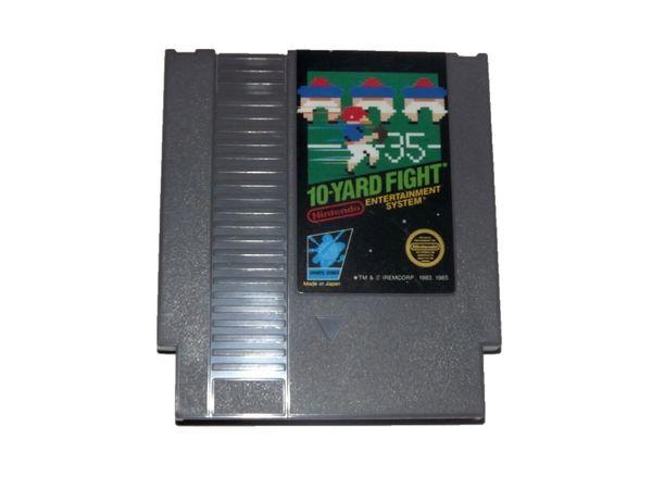 10 - Yard Fight