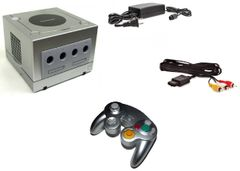 GameCube System Console (Silver)