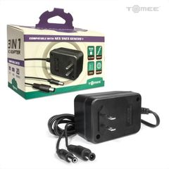 Heavy Duty SNES/ Genesis/ NES 3-in-1 Universal AC Adapter