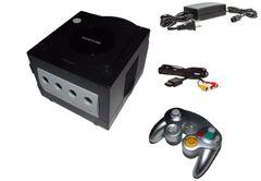 GameCube System Console (Black)