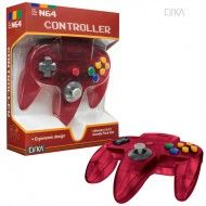 N64 Controller (Clear-Watermelon)-CIRKA
