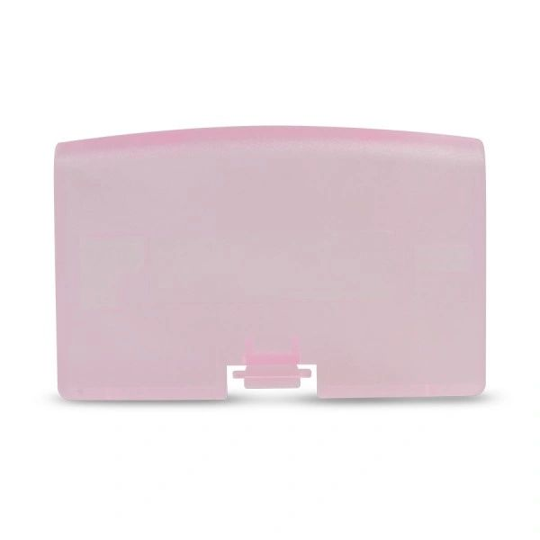 Fuchsia/Clear Pink Game Boy Advance Battery Cover