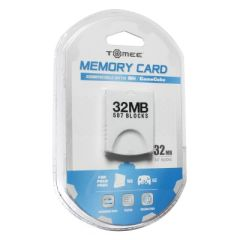 Wii/ GameCube 32MB Memory Card