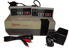 Nintendo NES System (Cosmeticly Flawed)