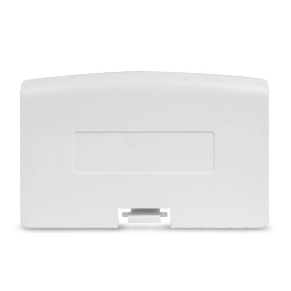 White Game Boy Advance Battery Cover