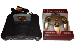 Nintendo 64 System with The Legend of Zelda