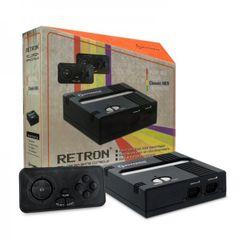 NES RetroN 1 Gaming Console (Black)