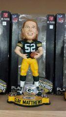 Green Bay Packers Super Bowl XLV Champions Bobblehead Clay Matthews