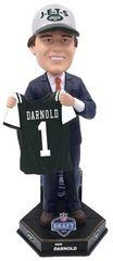 Sam Darnold (New York Jets) 2018 NFL Draft Bobblehead FOCO