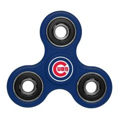 CHICAGO CUBS MLB THREE WAY TEAM FIDGET SPINNER.IN HAND SHIPPING