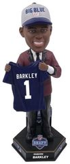 Saquon Barkley (New York Giants) 2018 NFL Draft Bobblehead FOCO