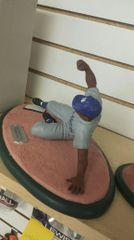"""Brooklyn Dodgers Jackie Robinson """"Steals Home"""" Romito Figure"""