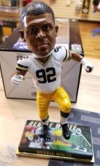 Green Bay Packers Reggie White Bobblehead