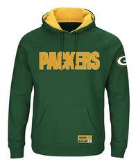 Green Bay Packers Championship Pullover Hooded Sweatshirt Hoodie Hood