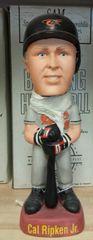 SAM SAM's Baltimore Orioles Cal Ripken Grey Bobblehead