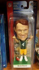 Green Bay Packers Brett Favre UD 2002 Playmakers Bobblehead